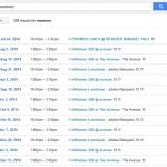 CalendarSearch