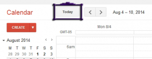 CalendarToday