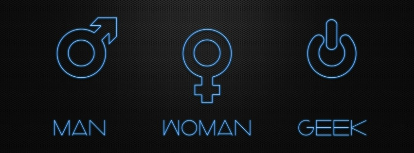 Man-Woman-Geek-